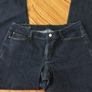 Ann Taylor Jeans - Ann Taylor modern fit jeans 14